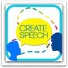 Create Speech-Special Educator