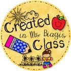 Created in Ms Biagi's Class