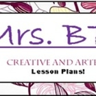 Creative and Artful Lessons from Mrs T