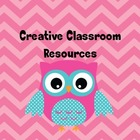 Creative Classroom Resources