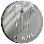 Creative on a Dime