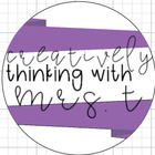 Creatively Thinking With Mrs T