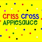Criss Cross Applesauce