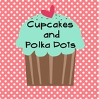 Cupcakes and Polka Dots