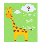 Curious Little Giraffe