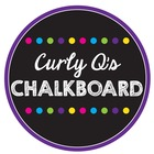 Curly Q's Chalkboard