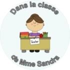 Dans la classe de Mme Sandra