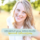Delightfully Dedicated Special Ed - Alicia Tripp