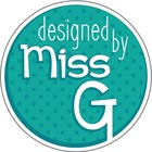 Designed by Miss G