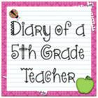 Diary of a 5th Grade Teacher