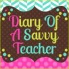 Diary of a Savvy Teacher