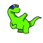 Dino Math Ninja
