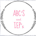 Dominique - ABC's and IEP's