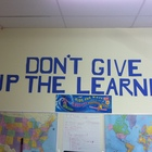 Don't Give up the Learning