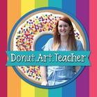 Donut Art Teacher
