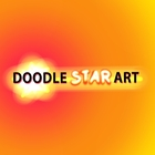 Doodle Star Art