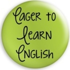 Eager to Learn English