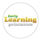 Early Learning Printables
