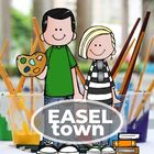 Easel Town