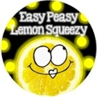 Easy Peasy Lemon Squeezy