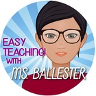 Easy Teaching with Ms Ballester