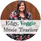 Edgy Veggie Music Teacher
