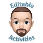Editable Activities
