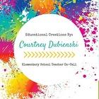 Educational Creations by Courtney Dubienski
