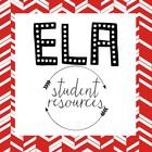 ELA Student Resources