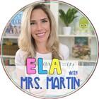 ELA with Mrs Martin