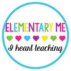 Elementary Me-  I Heart Teaching