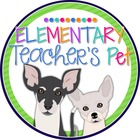 Elementary Teacher's Pet