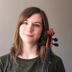 Eliana Haig at Suzuki Viola Spot