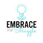 Embrace the Struggle - Sandye Kabalen