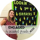 Engaged in Second Grade