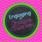 Engaging a Creative Classroom