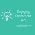 Engaging Enrichment
