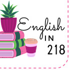 English in 218