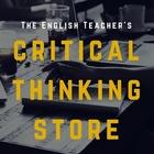English Teacher's Critical Thinking Store