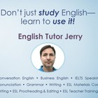 English Tutor Jerry