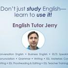 English Tutor Jerry