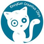 EnvyKat Clipart