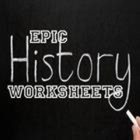 Epic History Worksheets