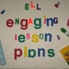 ESL Engaging Lesson Plans