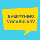 Everything Vocabulary