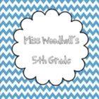 Fabulous Fifth Grade Fun