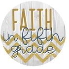 Faith in Fifth Grade