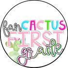 Fan-cactus First Grade