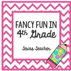 Fancy Fun in Fourth Grade