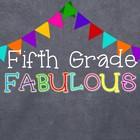 Fifth Grade Fabulous